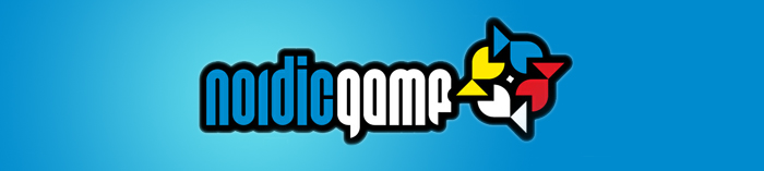 The Nordic Game Logo