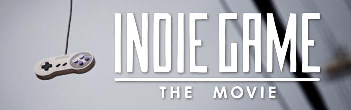 Indie Games: The Movie splash screen