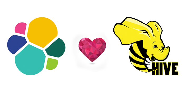 Hive plays well with ElasticSearch